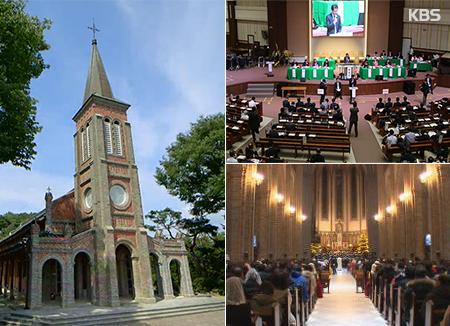 韓国観光-教会