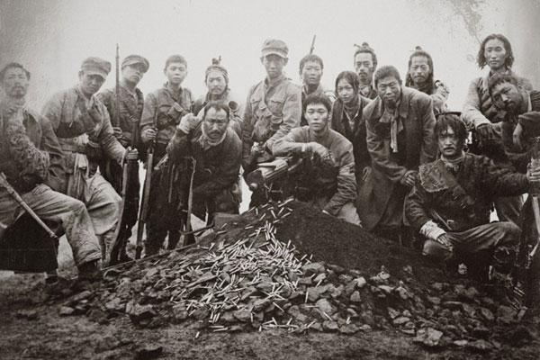 Битва при Фенудоне (봉오동 전투)