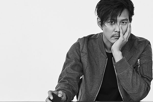 Актер Ли Чжон Чже (이정재)