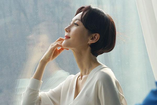 Актриса Ём Чжон А