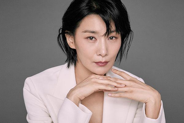 Актриса Ким Со Хен (김서형)