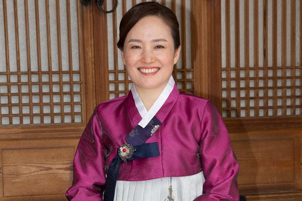 일본 청년들에게 '한복' 문화 알리는 재일한복보급협회