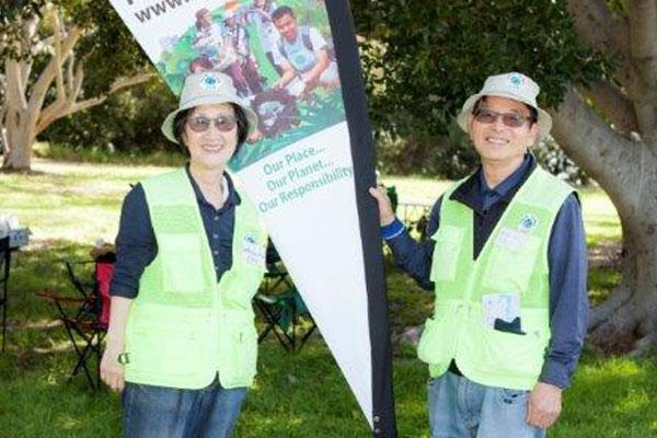 호주 한인 1세대 환경정화 봉사단체 '진우회'를 아십니까