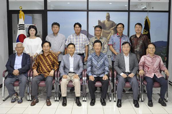 인도네시아 한인 중소기업인 모임 '백두회'