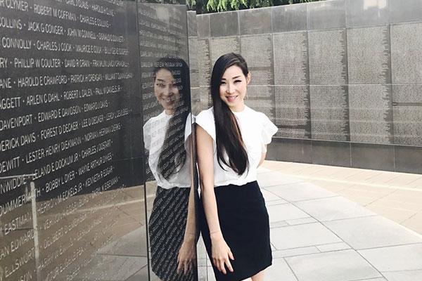 온라인 '한국전쟁기념관' 사이트 만든 재미동포, 한나 김