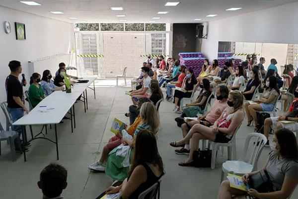 브라질 상파울루에 K-남미한글학교 개교