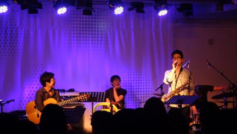 </br><center>Festival Musik Bukchon 2014</center>