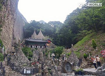 Gunung Mai Di Korea Selatan