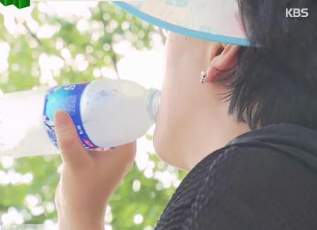 أهمية شرب الماء في الصيف