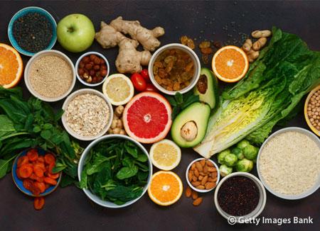 5 ألوان ضرورية لصحة الإنسان