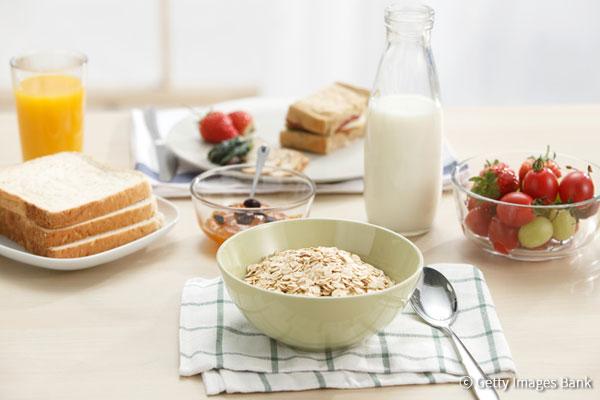 أهمية تناول وجبة الإفطار