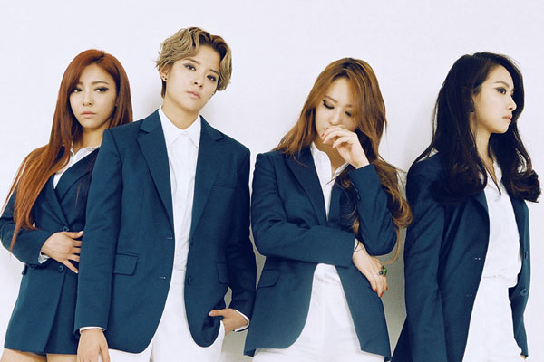 f(x)成员合约到期 出道10年遗憾曲终人散