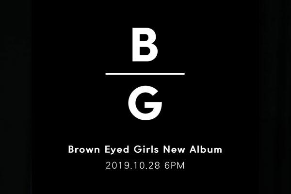 Brown Eyed Girls回归在即 开通官方社交媒体账号发照晒友情