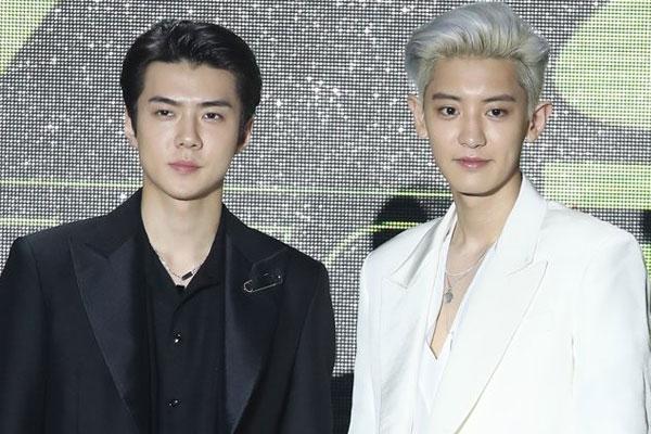 EXO世勋&灿烈小分队开启回归倒计时 即将发行正规专辑《10亿Views》