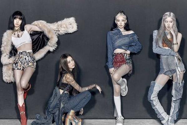 "BLACKPINK新歌Billboard""Hot100""排名33位 韩女团最高排名"