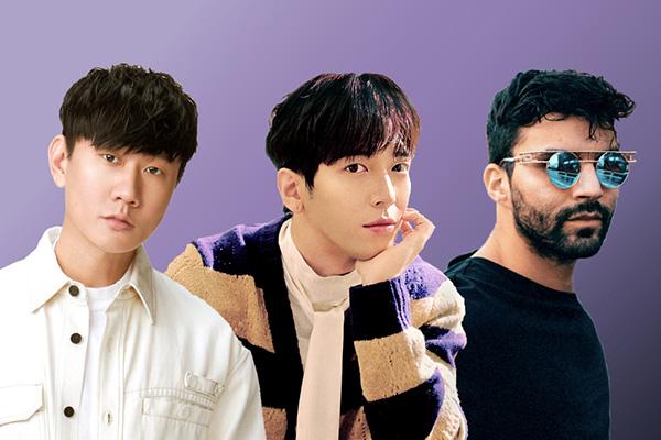 郑容和即将发行全新专辑 将收录中文歌曲