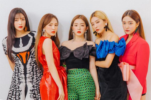 Red Velvet确定将于8月以完整体形式回归
