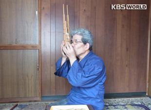 """""""楽器(づくり)はどこの国とか言うことでなく・・・"""" ~笙の簧(した)・リードは韓国産~"""