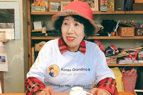 韓国の人気YouTuber、パク・マクレさん