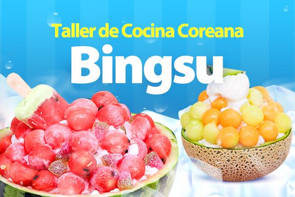 Bingsu: refrescante postre veraniego que atrapa los sentidos