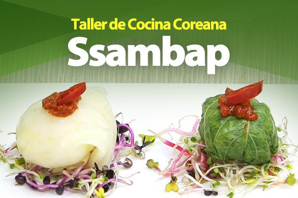 Ssambap, comida simple, saludable y deliciosa