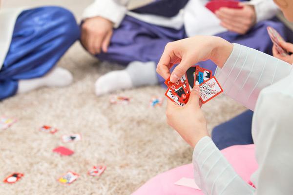 韓国の国民ゲーム・花札