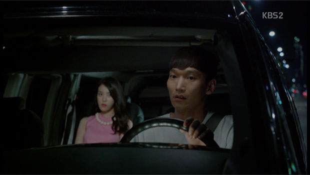 The Producers (11) 섭섭하다
