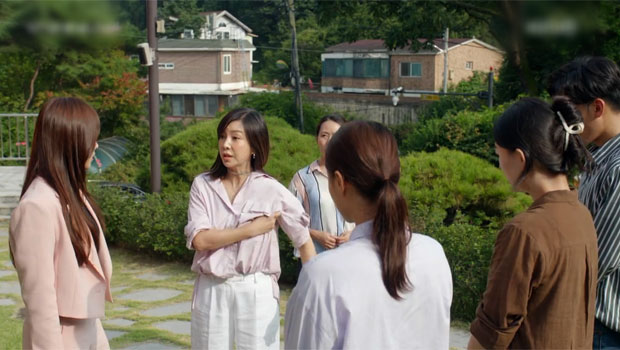 Oh ! La villa Samgwang (1) 무슨 일이에요?