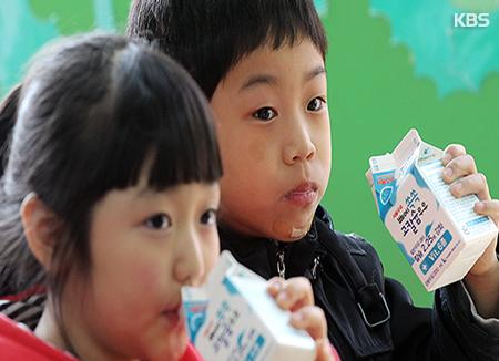 第426話 学校で牛乳を飲みなさい!?