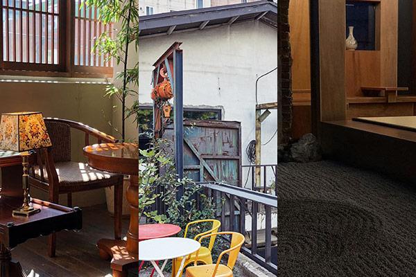 第476話 日本風のカフェが人気