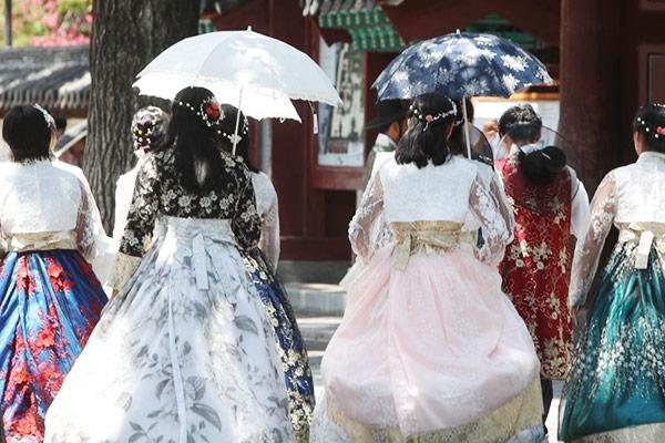 第520話 生活韓服が若い世代に人気!