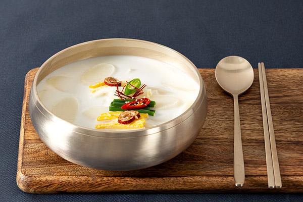 第538話 韓国のお雑煮、トックッの話