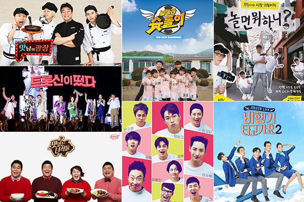 第549話 新型コロナウイルスが韓国のバラエティー番組に与えた影響