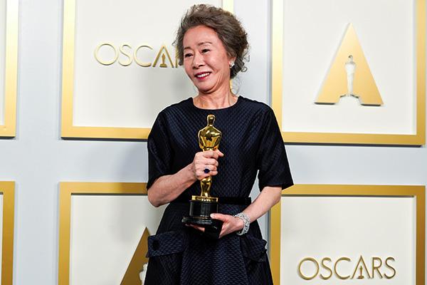 第604話 韓国初のオスカー女優、ユン・ヨジョン