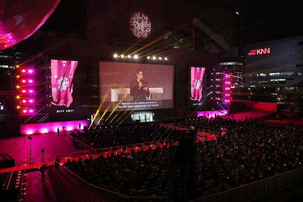 第625話 釜山国際映画祭が開催されています