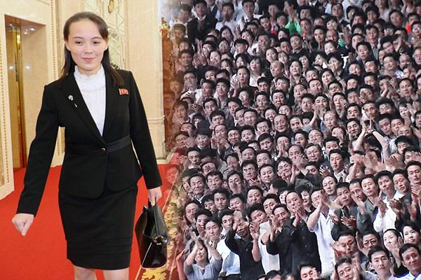 Система власти в КНДР