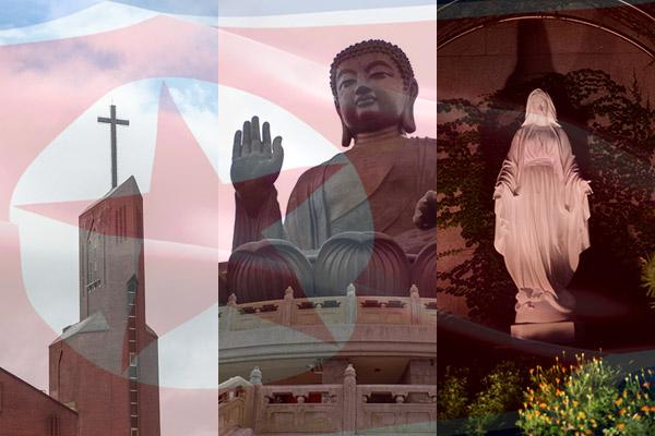 Religionen in Nordkorea