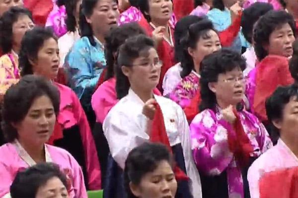 Die Stellung der Frau in Nordkorea