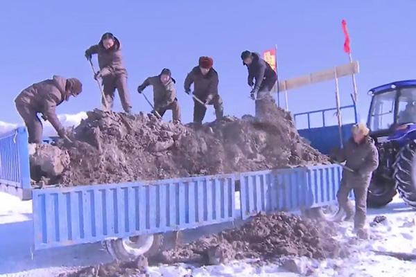 Die Landwirtschaft in Nordkorea