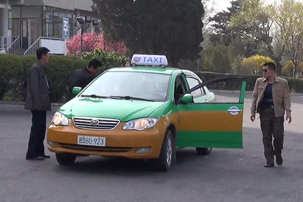 Das Transportsystem in Nordkorea