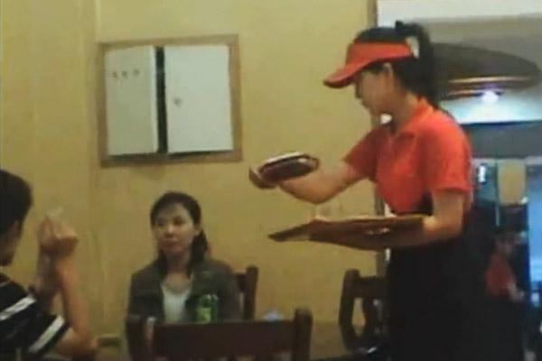 Aller au restaurant en Corée du Nord