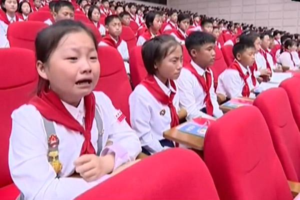 北韩学生的寒暑假生活