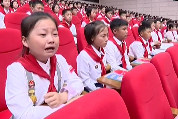 Wie verbringen Schüler in Nordkorea ihre Ferien?