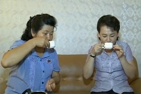 Văn hóa cà phê ở Bắc Triều Tiên