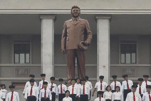 北韩的外语教育