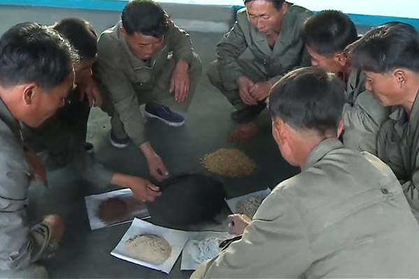 Home Heating in N. Korea