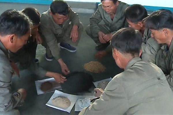 Die Wohnungsbeheizung in Nordkorea