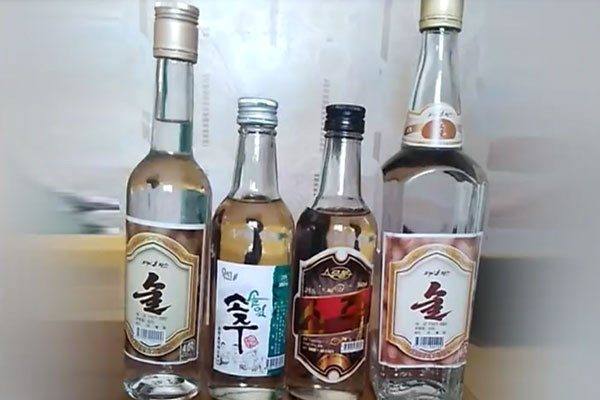 Minuman Beralkohol Korea Utara