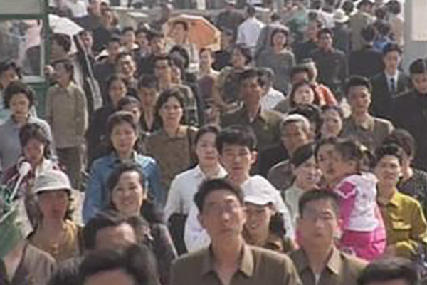 北韩的统计数据