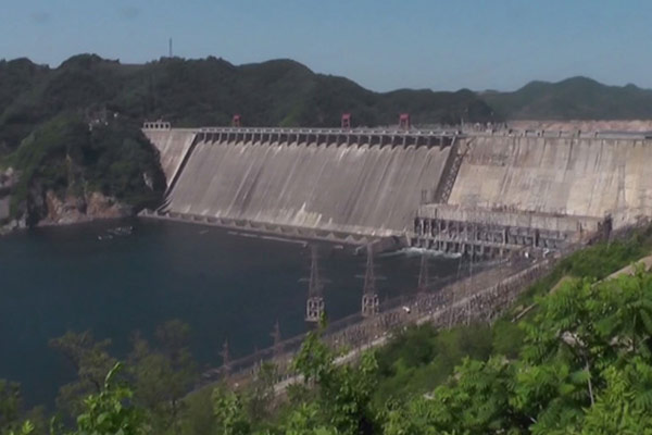 北韩的电力状况